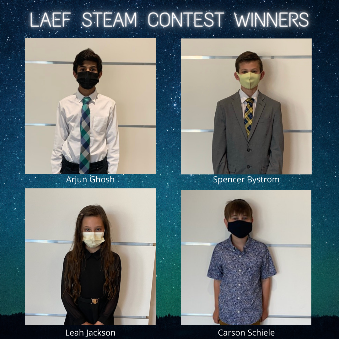 First District-Wide STEAM Contest is a Big Success!